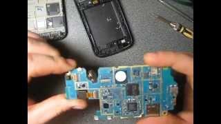 Ремонт Samsung Galaxy Ace 2 GT-I8160 Не заряжается(Решена проблема по ремонту Samsung Galaxy Ace 2 GT-I8160, после разборки на плате и разъеме были окислы после воды, была..., 2015-04-08T03:39:25.000Z)
