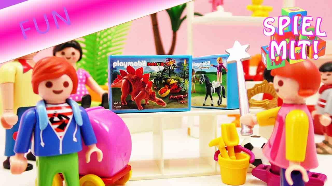 playmobil geschichte sarah und julian wollen spielzeug kaufen playmobil film deutsch youtube. Black Bedroom Furniture Sets. Home Design Ideas