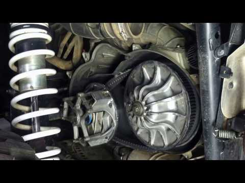 RZR XPT Clutch Kit Installation