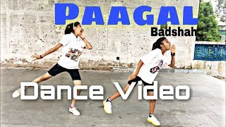 Badshah | Paagal | Dance Video | Latest Hit  Song | Choreography by Rohit