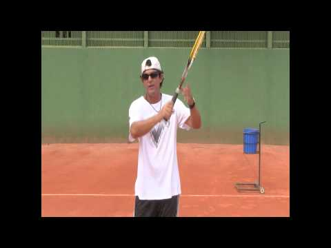 How To Play Tennis - Tennis Tips: How To Hit Your Forehand With Power AND Accuracy!