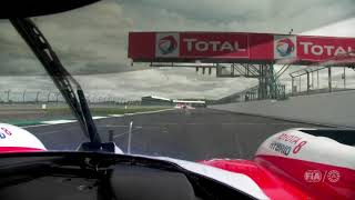 2018 6 Hours of Silverstone - Onboard lap with the Toyota TS050 HYBRID