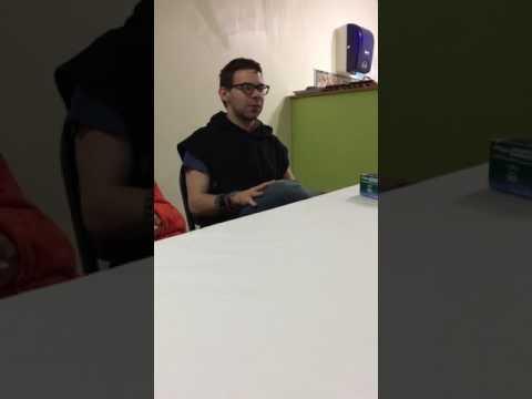 Teacher Brandon - Our Irish teacher