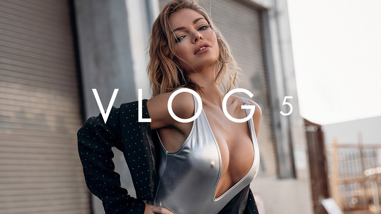 VLOG 5 | BTS FASHION SHOOT IN DTLA | WORKING WITH A FASHION STYLIST | ANNA CASEY