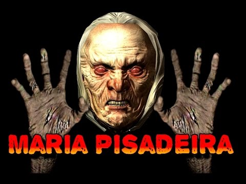 Maria Pisadeira : Terror e Morte - YouTube