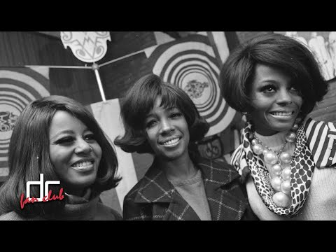 Diana Ross & The Supremes - Rare Interview in Netherlands (1968)