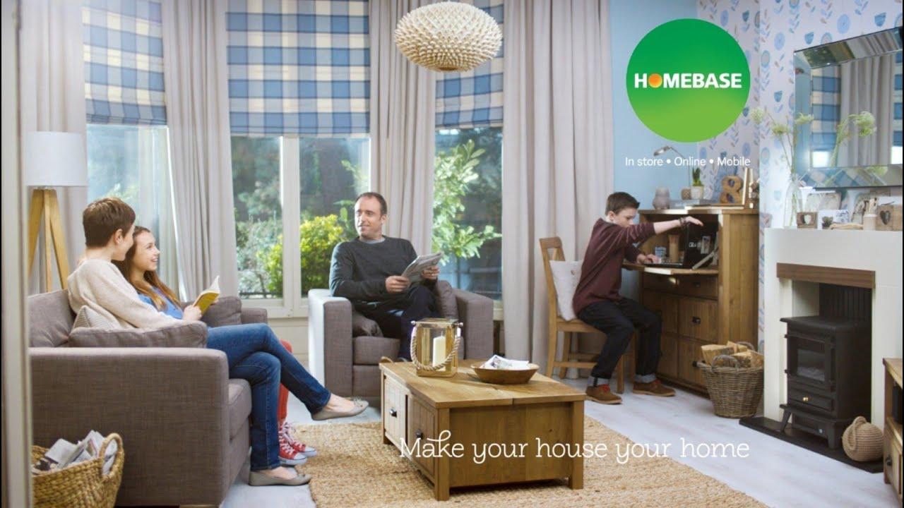 Homebase Kitchen Furniture Homebase 2014 Home Advert Youtube