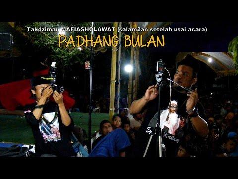 PADANG BULAN - Semut Ireng - Takdziman - Closing - mafiasholawat mantingan