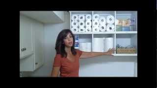 Organizing Tip: How to Organize Household Supplies Thumbnail