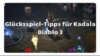 Diablo 3: Kadala Glückspieltipps (Blutsplitter Formel)
