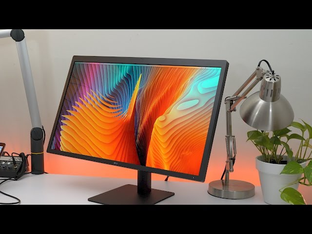 LG UltraFine 5K Display, Apple's external monitor solution, can