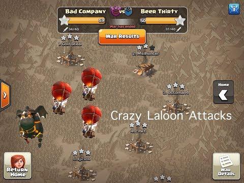 War Recap #1 Bad Company vs Beer Thirty