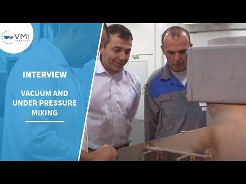 Vacuum And Under Pressure Mixing - Interviews