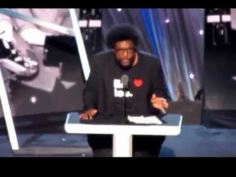 The Roots' Questlove inducts Hall & Oates into Rock & Roll Hall of Fame: his near-Complete Speech