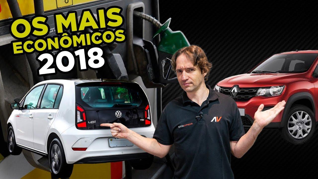 8 Carros Mais Economicos Do Brasil Em 2018 Mas Quais Sao Seguros