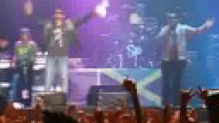 Sean Paul - Like Glue - Coke Live  Festival 2008