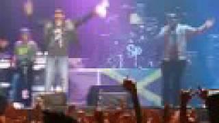 Sean Paul - Like Glue - Coke Live  Festival 2008