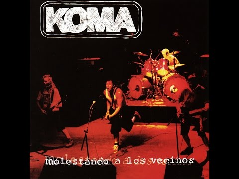 Koma - Molestando a los Vecinos [Full Live Album]
