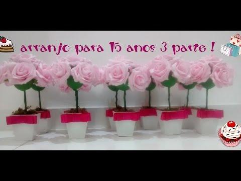 Arranjo para 15 anos 3 parte youtube for Ornamentacion de 15 anos