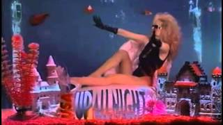 USA Up All Night 93 20 Rhonda Shear Underwater Adventure