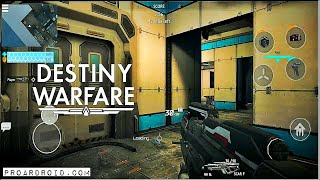 تحميل لعبة Infinity Ops Online FPS مهكرة للأندرويد باخر اصدار -  جرافيك رهيب