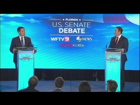 U.S. Senate Debate 2016