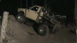 Hydro Drive Pre-Test