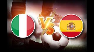 Италия ИспанияЛига наций УЕФА Лига A 1 2 финала по футболу онлайн