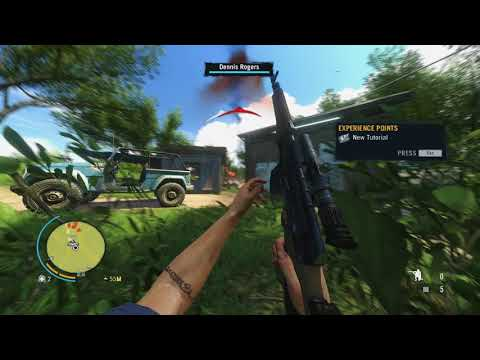 Far Cry 3 Higher Weapon Fov