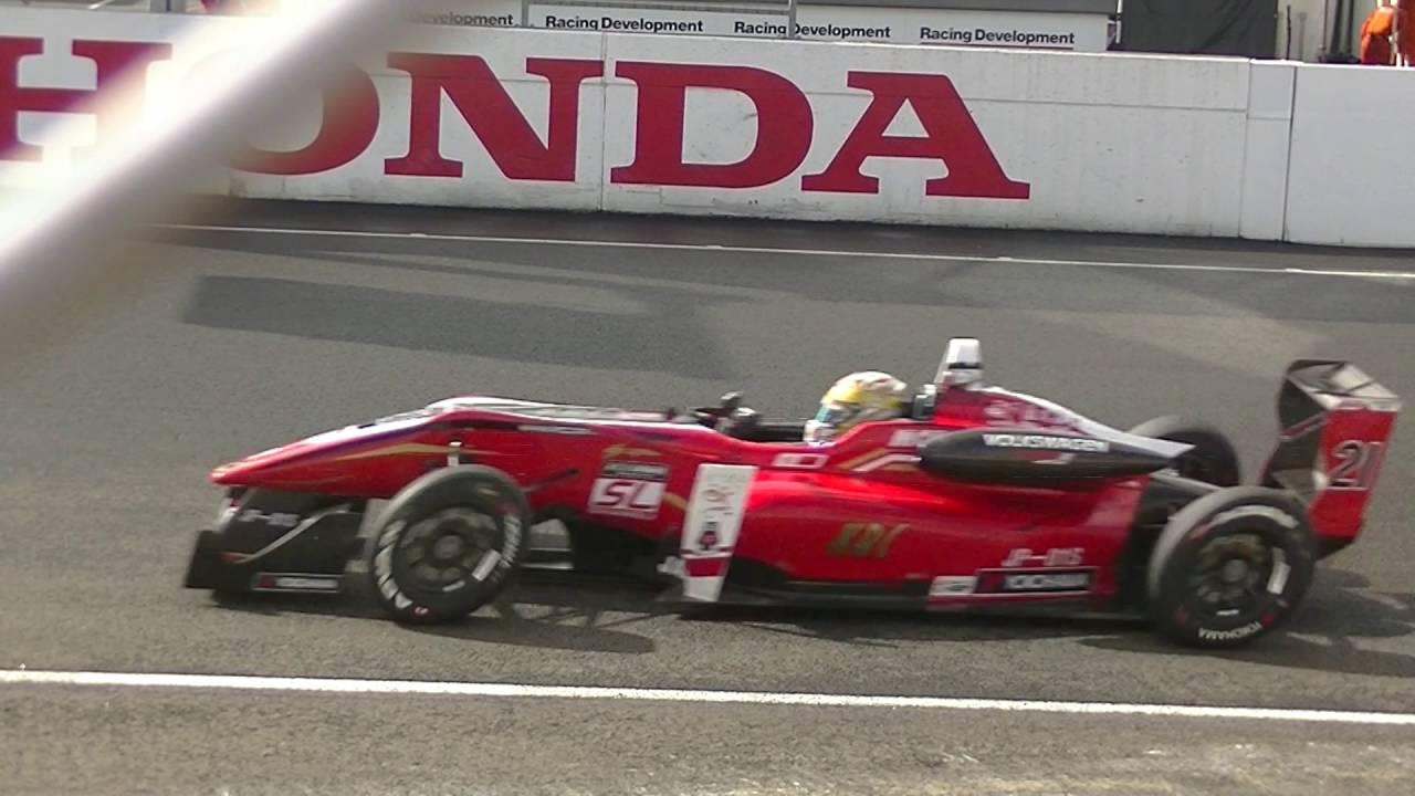 2016全日本F3選手権第16戦スポー...