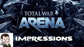 Total War: Arena First Impressions and Screenshots!