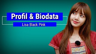 ... lisa black pink is a south korean k-pop member whose name very well known, she the only on...