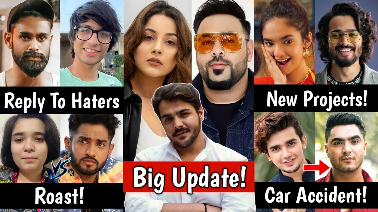 Amir Siddiqui & Sourav Joshi Reply To Haters! Ashish Chanchlani, Bhuvan Bam and Anushka Sen, Badshah