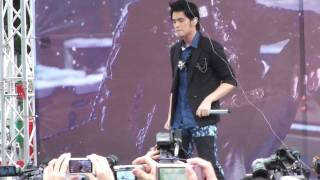 【HX5V】周杰倫跨時代台北簽唱會-超人不會飛