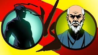 Shadow Fight 2 Бій з тінню #2 - Ігровий мультик відео про бійки бої #КРУТИЛКИНЫ