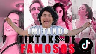 Imitando TIK TOKS VIRALES DE (KIM LOAIZA, MONT PANTOJA, CHARLY y Mas)...