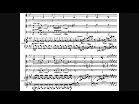 Johannes Brahms - Piano Quintet in F minor, Op. 34