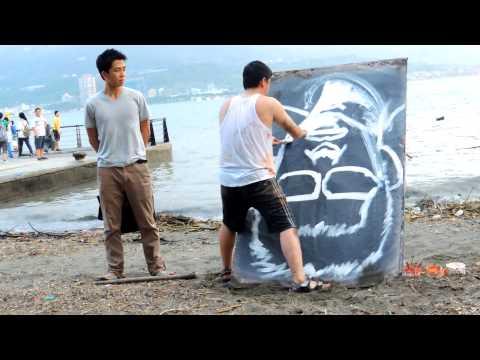 Amazing street performer in Taiwan