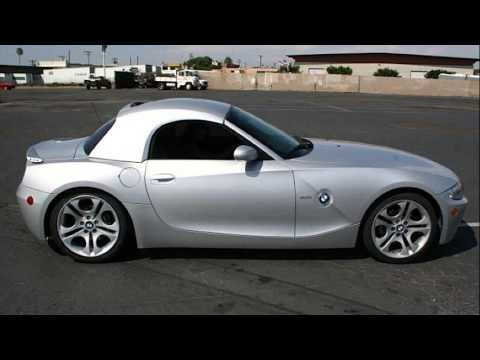 bmw z4 roadster hardtop - YouTube