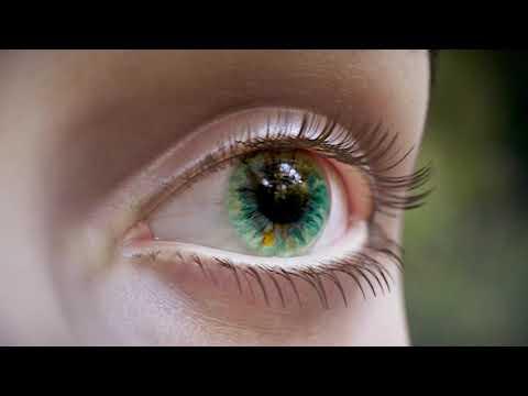 Photoreal CGI Eye For Medical Animation