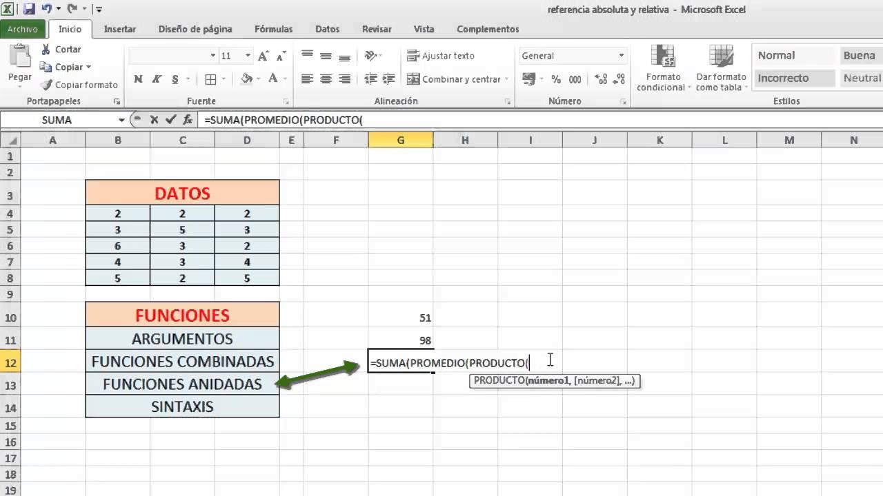 Videos de Excel 2010 parte6 - YouTube