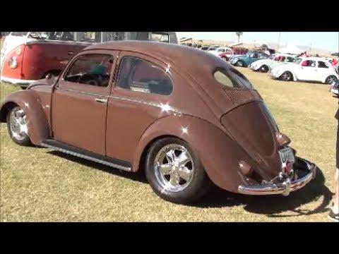VW SPLIT WINDOW BUG On FUCHS At VOLKSTOCK
