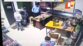 Robbers loot Rs 2 lakh from Angul petrol pump