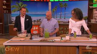 Clinton's Seaside Crab Dip Recipe | The Chew