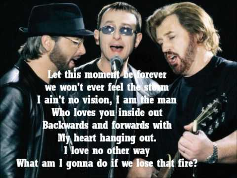 Bee Gees - Love You Inside Out Lyrics