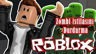 Stopping zombie invasion | Roblox #3