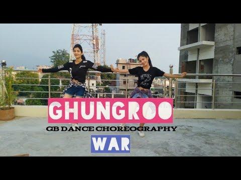ghungroo- -war- -hrithik-roshan- -tiger-shroff- -gb-dance-choreography