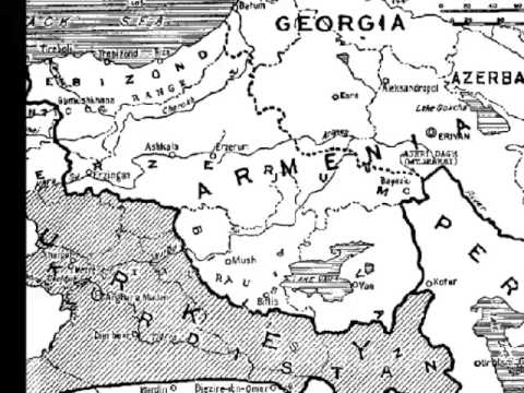 Dissolving The Ottoman Empire - The Treaty of Sèvres