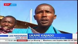 Ukame Kajiado:Kiangazi yaathiri ufugaji Kajiado,idadi kuu wamepoteza mifugo