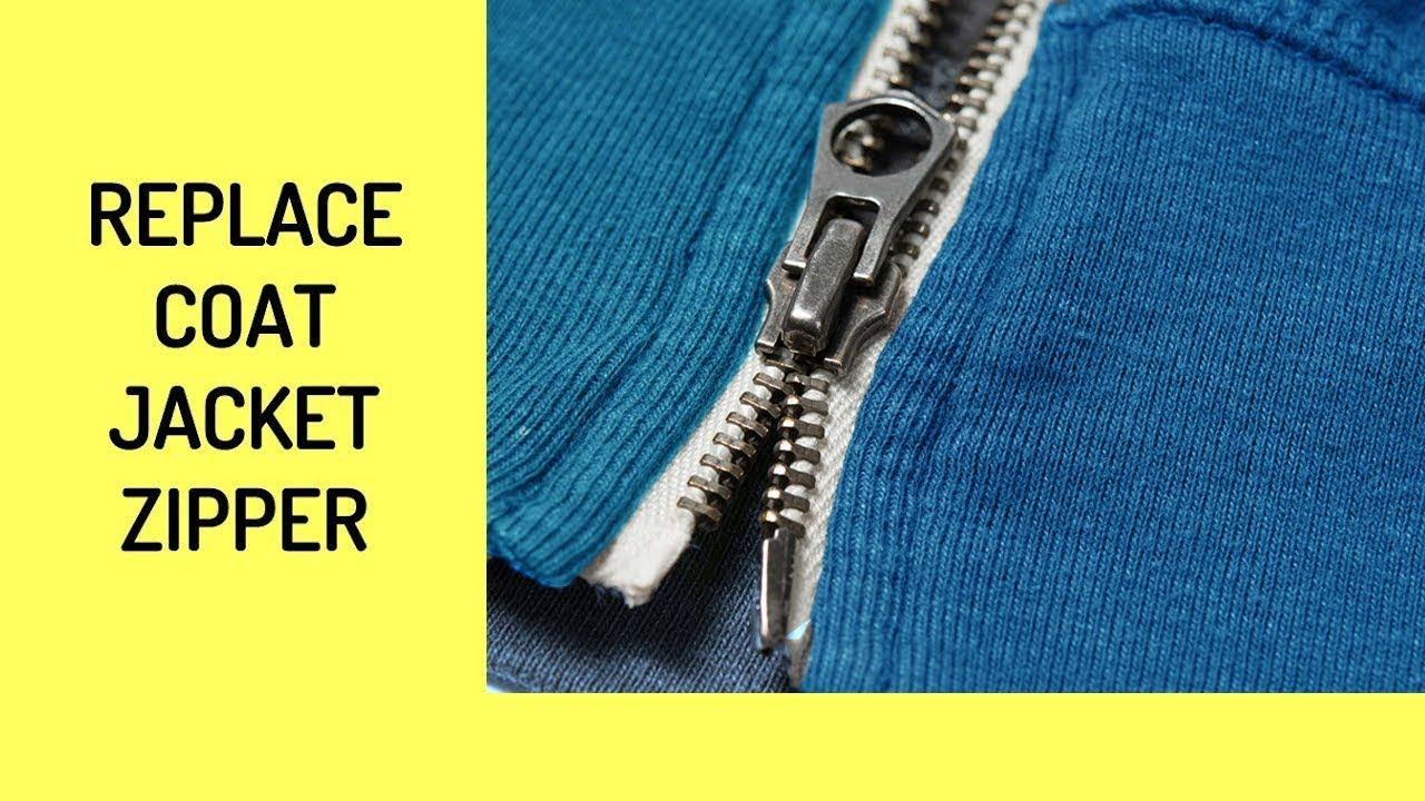 How To Fix Zip That S Broken Quick Diy Zipper Repair Tips 2019 Youtube